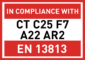 CTC25F7A22AR2_EN13813