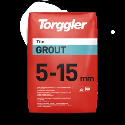 Torggler Tile Grout 5-15 mm